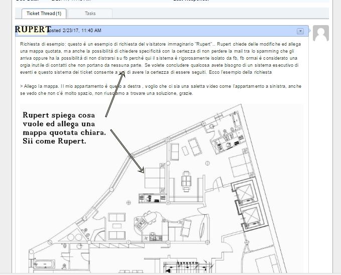 arredamento architettura interni inserimento di mappa di rupert