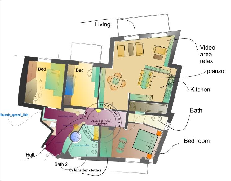 Forum arredamento architettura di interni e una sedia for Design architettonico gratuito