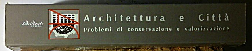 libri architettura
